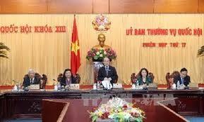第20回国会常務委員会会議まもなく開催 - ảnh 1
