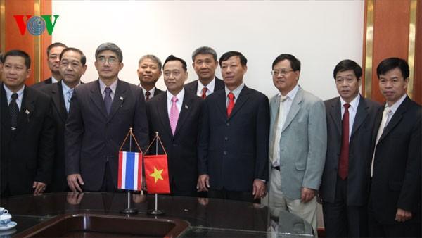 タイの国家警察庁副長官、ベトナムを訪問 - ảnh 1
