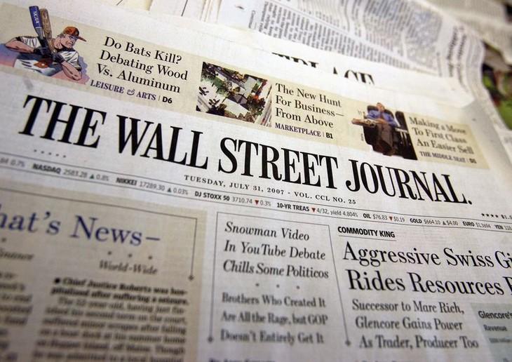 越経済、改善しつつある ウォール・ストリート・ジャーナルの評価 - ảnh 1