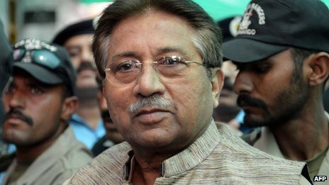 ムシャラフ前大統領を起訴、パキスタン元首相暗殺事件で - ảnh 1
