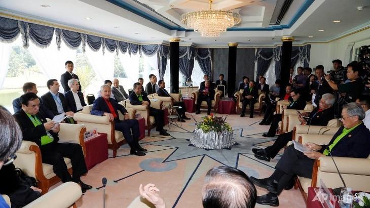 ASEAN拡大国防相会議、シリア協議 - ảnh 1