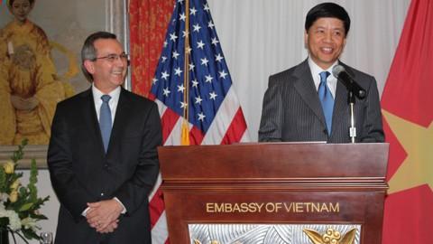 在アメリカと南アフリカ大使館 ベトナムの独立記念日を祝う - ảnh 1