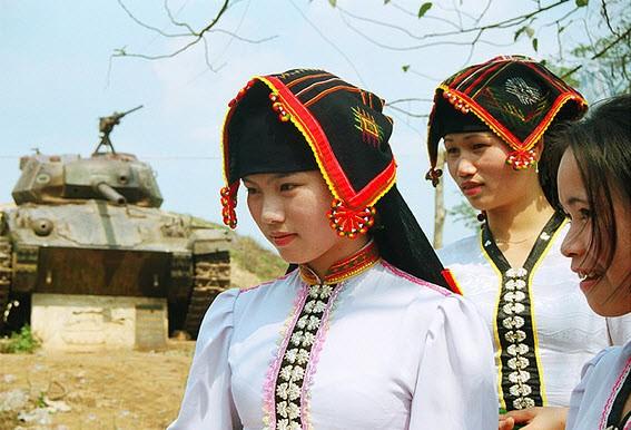 タイ族―白タイ・黒タイのちがい