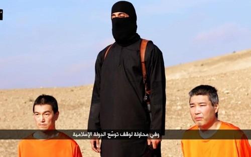 日本人殺害で安倍首相「テロと対峙」 - ảnh 1