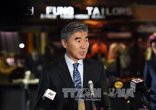 朝鮮の金正恩「アメリカとこれ以上対話する用意ない」 - ảnh 1