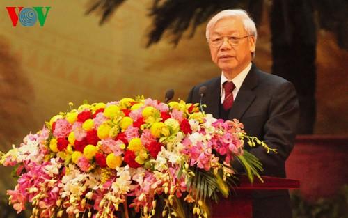 共産党創立85周年を記念する式典 - ảnh 1