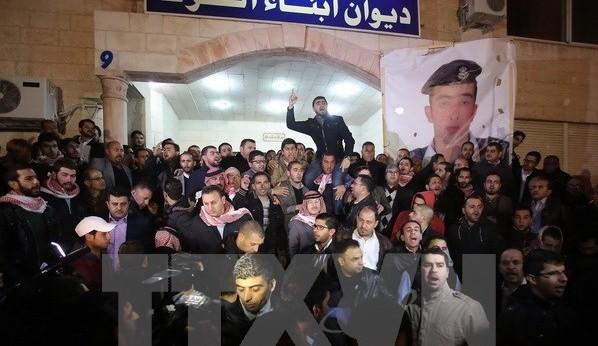 ヨルダン 「イスラム国」の弱体化を目指す - ảnh 1