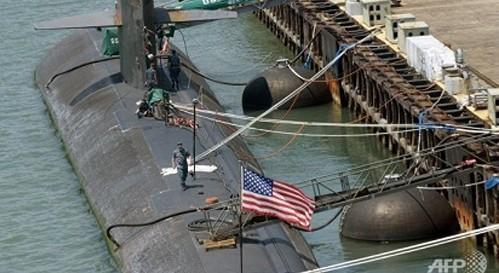 米韓が潜水艦訓練 - ảnh 1