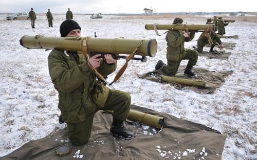 ウクライナ巡り4か国首脳会談開催を調整で一致 - ảnh 1