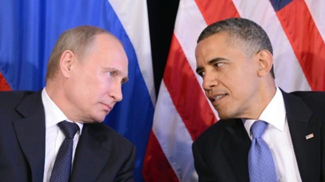 ウクライナ和平めぐり米ロ首脳が電話会談  - ảnh 1