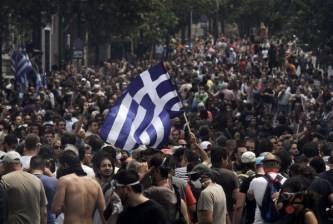 ギリシャ支援問題、合意至らず=16日に再協議-ユーロ圏財務相会合 - ảnh 1