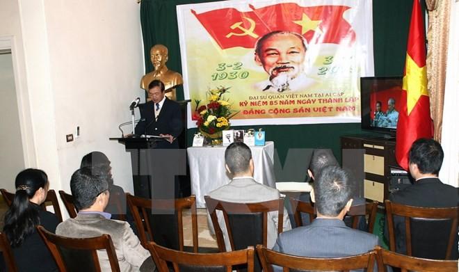 ベトナムとエジプト、多面的協力関係を強化 - ảnh 1