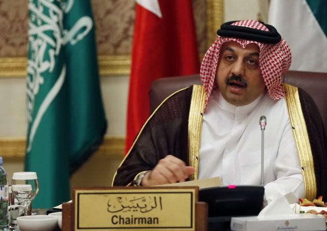 カタール、駐エジプト大使を召還 リビア情勢巡り  - ảnh 1