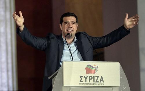 ギリシャ巡りユーロ圏財務相会議始まる - ảnh 1