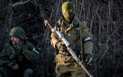 モスクワでウクライナ政変に抗議のデモ - ảnh 1