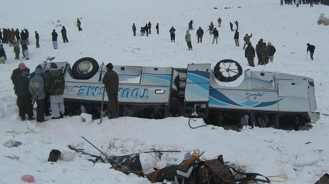 アフガニスタン北東部で雪崩相次ぎ100人超死亡  - ảnh 1