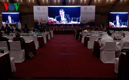 第132回IPU総会、議員の人権決議案を討議、採択 - ảnh 1