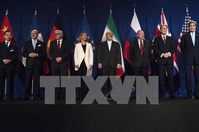 米ホワイトハウス、対イラン制裁解除は「段階的」と強調 - ảnh 1