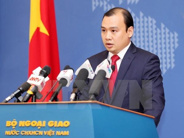 ベトナム、イラン核問題に関する合意書を歓迎 - ảnh 1