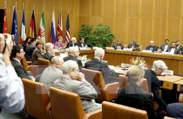 イラン核、枠組み合意後初協議=6月末の決着目指す - ảnh 1
