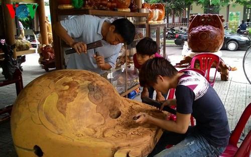 「伝統的手工芸品におけるフェの印象・ベトナムの色」シンポ - ảnh 1