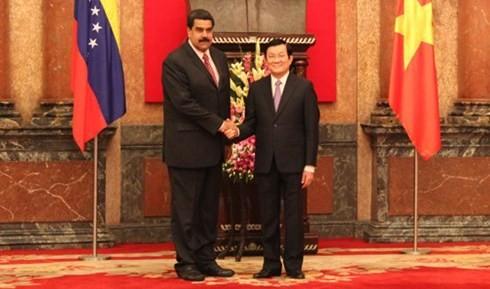 ベネズエラ大統領、ベトナム公式訪問を終える - ảnh 1