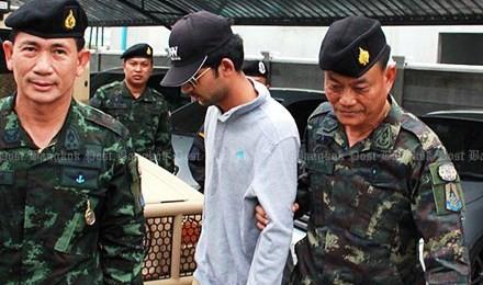 バンコクの爆弾テロ 「重要な容疑者」逮捕 - ảnh 1