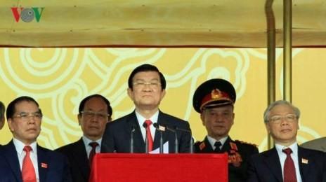 ベトナム独立70周年を記念する集会とパレード - ảnh 1
