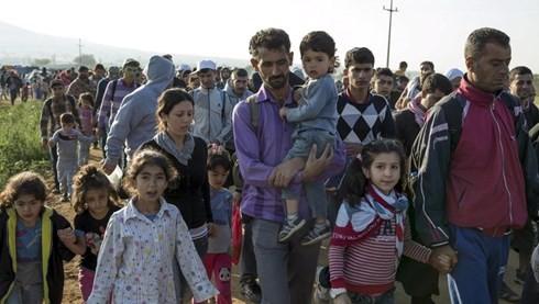 独仏伊、EUに難民管理の見直し要請 流入が深刻化 - ảnh 1
