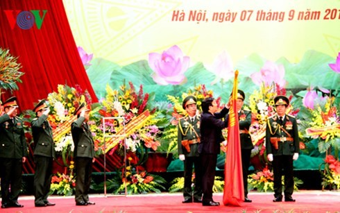 ベトナム人民軍総参謀部の創立記念式典 - ảnh 1