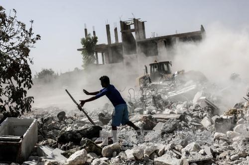 トルコ軍 クルド人武装組織に報復の空爆 - ảnh 1