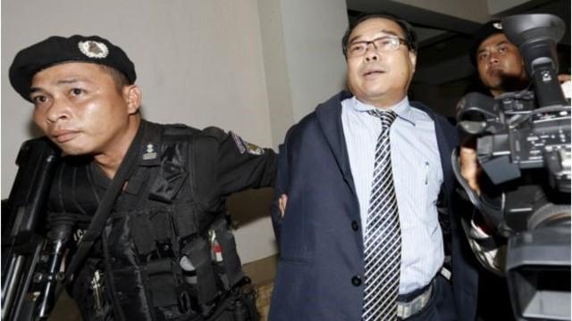 カンボジア首相、越との国境画定協定を歪曲した上院議員逮捕を支持 - ảnh 1