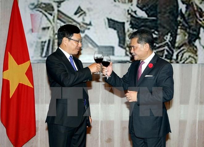 ベトナム・マレーシア関係、ますます発展 - ảnh 1