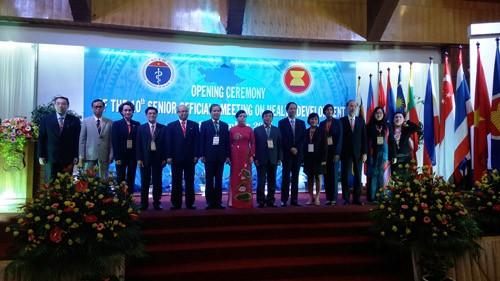ASEANの医療担当閣僚による第10回会合が行われる - ảnh 1