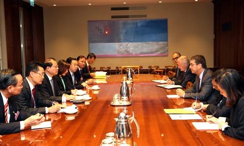 WTOとの協力を促進 - ảnh 1