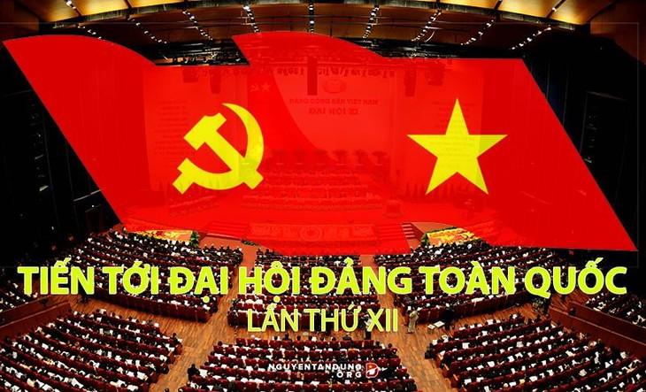第12回ベトナム共産党全国代表大会の文書草案の新たな点 - ảnh 1