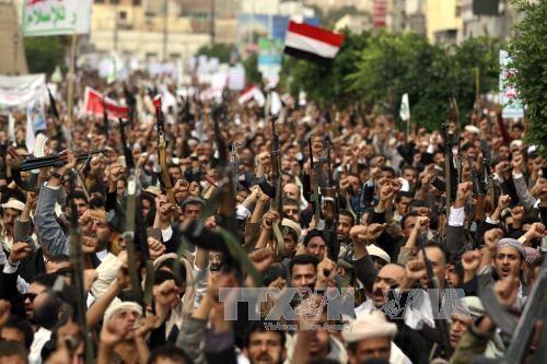イエメンで外国人6人解放 シーア派系組織、和平前向きか - ảnh 1