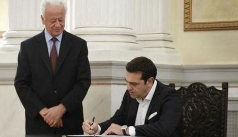 ギリシャ新政権、経済回復できるのか   - ảnh 1