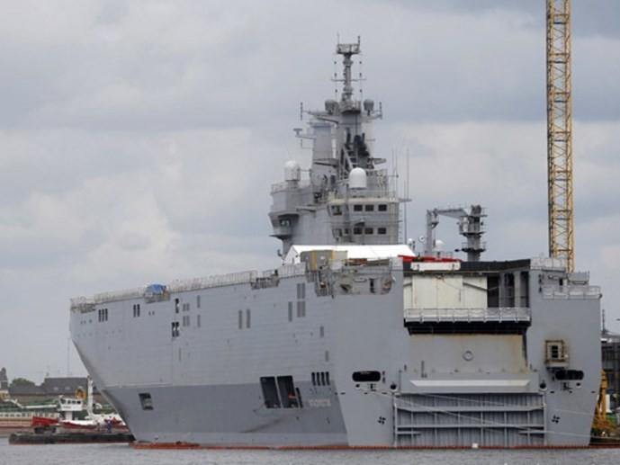 エジプト、フランスからミストラル級強襲揚陸艦を購入 - ảnh 1