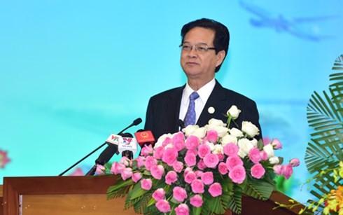 ズン首相、ドンナイ省党委員会第10回大会に出席 - ảnh 1