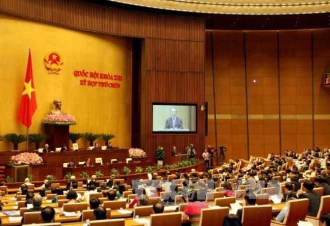 第13期国会第10回会議、様々な新しい内容とは - ảnh 1