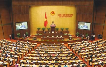 24日の国会、民事法改正案を討議 - ảnh 1