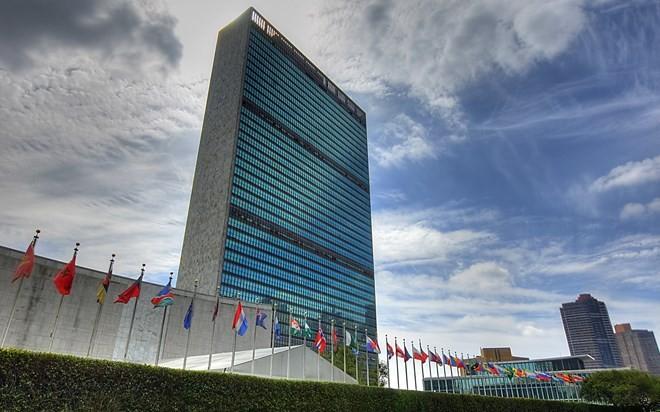国連創設70周年記念コンサート開催 - ảnh 1