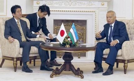 ウズベキスタン大統領 日本企業に進出呼びかけ - ảnh 1