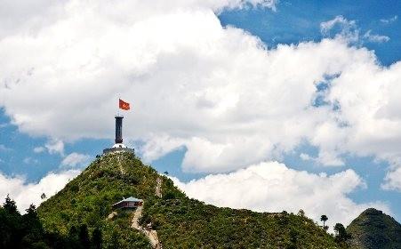 「ルンクー旗の塔」ハザン省 - ảnh 1