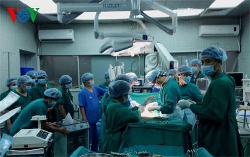 臓器提供運動を拡大 - ảnh 1