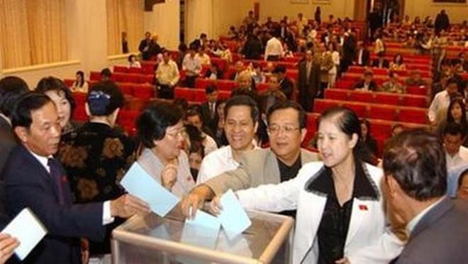 立候補・選挙の民主性を確保 - ảnh 1