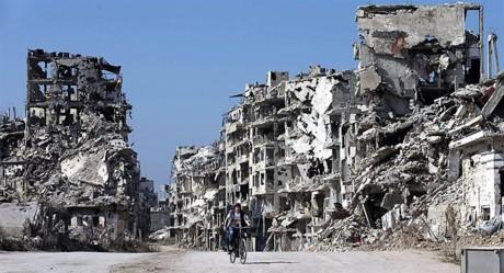 5年目に入ったシリア内戦を振り返る - ảnh 1