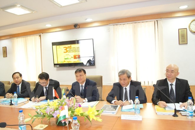 ベトナム・インド、貿易投資協力を促進 - ảnh 1