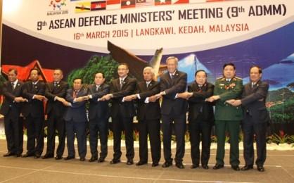 第10回ASEAN国防相会議が始る - ảnh 1